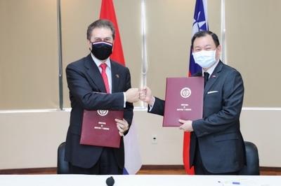 Taiwán otorgó a Paraguay arancel cero a la comercialización de productos como carne de cerdo, menudencias entre otros
