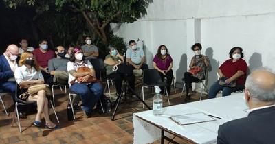 La Nación / Partidos opositores crean coalición para controlar votos y evitar fraudes