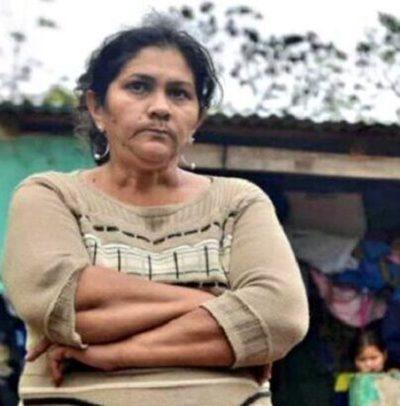 Madre de policía secuestrado por EPP rechaza prensión otorgada por el Congreso