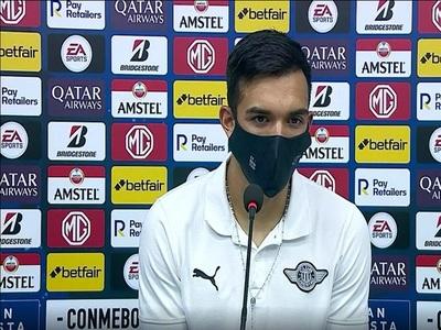 """Alfio Oviedo: """"Tenemos que ir paso a paso"""""""