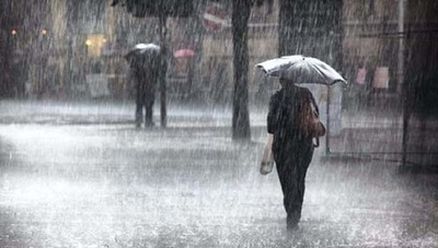 Anuncian tormentas eléctricas para este viernes y mañana sábado en gran parte del pais