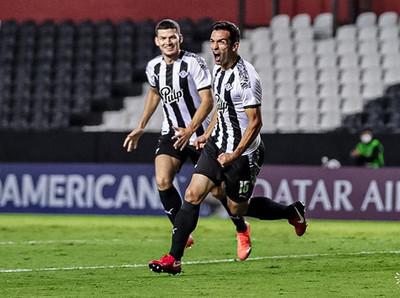 Libertad debuta ganando en la Sudamericana