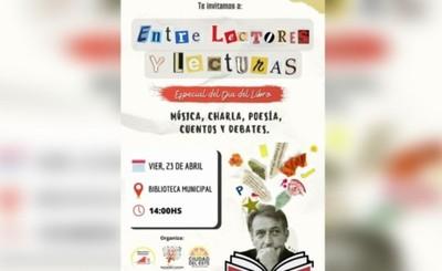 Variada agenda en conmemoración del día internacional del libro