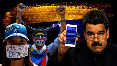 La dictadura de Nicolás Maduro  va por el control de las redes sociales y la censura