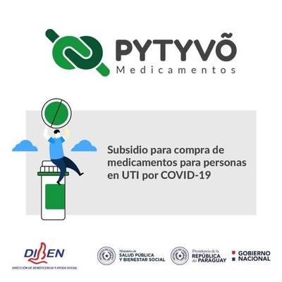 Cobertura de Pytyvõ Medicamentos se amplia a 83 tipos de productos, según informaron