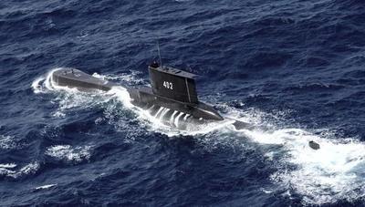 Submarino desaparecido con 53 tripulantes en Indonesia solo tendrá oxígeno hasta el sábado
