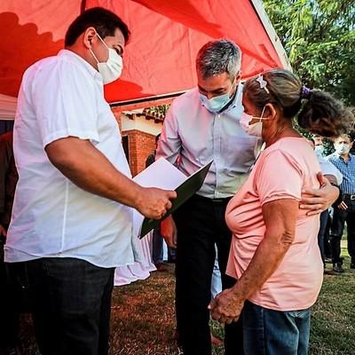 Marito hace lectura engañosa del desastre sanitario y dice que su gobierno prioriza lucha contra el covid
