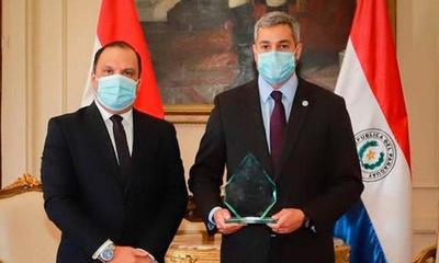 Gobierno Nacional recibió un llamativo premio durante la pandemia – Prensa 5