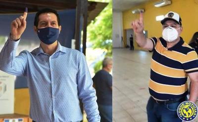 Mientras Daniel Rodríguez asumía en Luqueño, Celso Cáceres presentaba otra chicana ante la APF •
