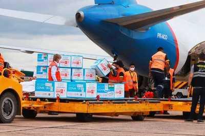 Suscriben contrato para que Paraguay adquiera 2 millones de vacunas COVAXIN