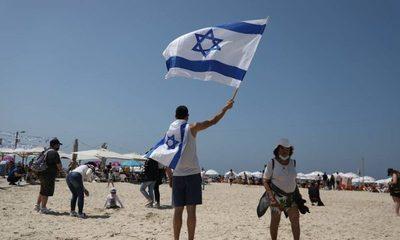 Israel ya no presenta muertes diarias por primera vez en 10 meses a causa del covid-19