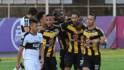 Olimpia, el único equipo paraguayo que perdió y recibió goles en la semana copera