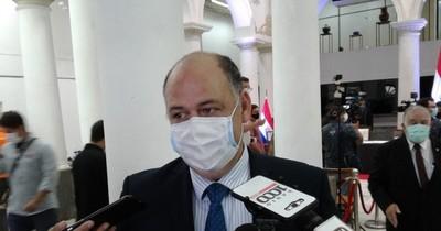 La Nación / Senador propone que G. 2.500 millones de fondos binacionales vayan a la gobernación de Amambay