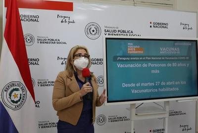 Continúa Plan de Vacunación – Prensa 5