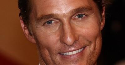 La eventual candidatura de Matthew McConaughey a gobernador de Texas: 45% de los electores le darían su voto