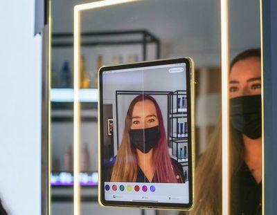 Amazon Salon: ¿Cómo es la peluquería futurista creada por la compañía?