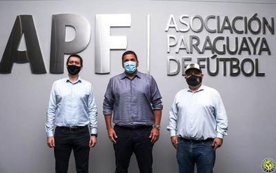 La APF confirmó a Daniel Rodríguez y puso fin a la crisis en Luqueño •