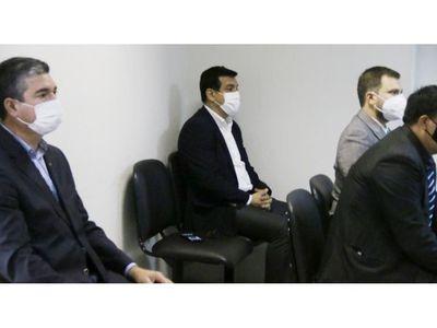 Ex ministros Enzo Cardozo y Rody Godoy irán a otro juicio por desvíos