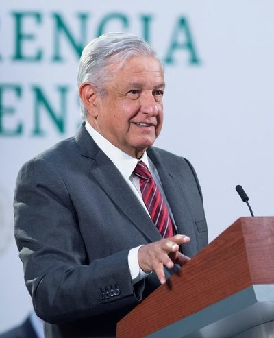 López Obrador celebra acuerdo sobre subcontratación laboral en México