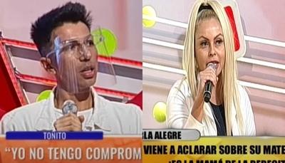 """Perla demandará a Toñito: """"Que compruebe lo que dice"""""""