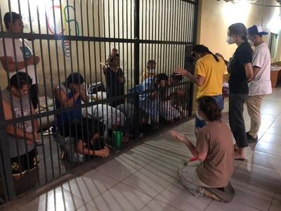 Pandemia no detiene a jóvenes misioneros en Paraguay