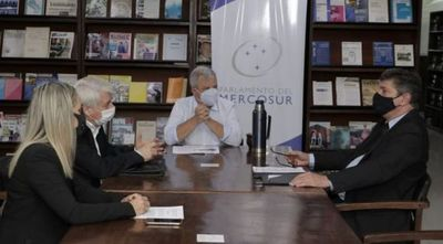 Parlasurianos buscan cooperar con Cuba para conseguir vacunas
