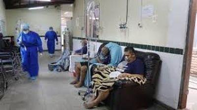 Salud reporta 82 nuevos fallecidos y 2.752 contagios por Covid-19
