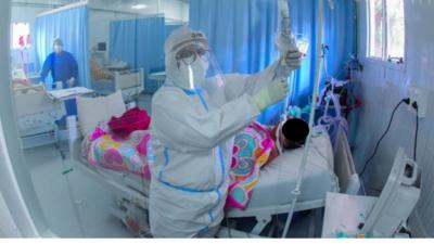 Suman 47 médicos y 52 enfermeros fallecidos