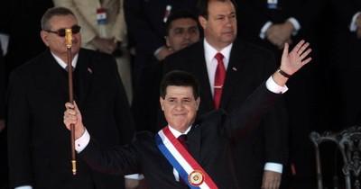 La Nación / Un día como hoy, pero del 2013, Horacio Cartes fue electo presidente de la República