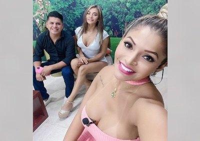 Crónica / TRIUNFA EN LA TV. La paraguaya que ya es una celebridad en Bolivia
