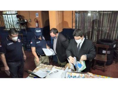 Esquema falsificaba documentos de municipios y certificados de Covid