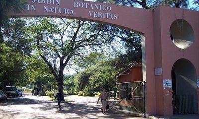 Intendente de Asunción elude pedidos de informe sobre el Jardín Botánico