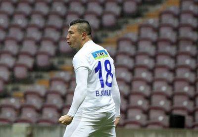 Braian Samudio anota pero pierde el duelo con Piris Da Motta