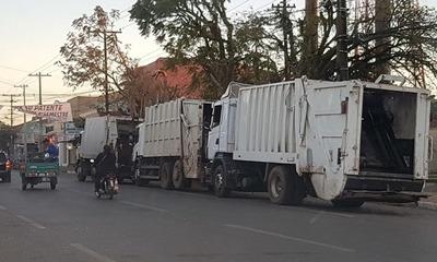 MADES exige nuevo vertedero a municipalidad de Coronel Oviedo