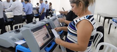 Habilitarán más de 1.500 locales de votación para elecciones internas