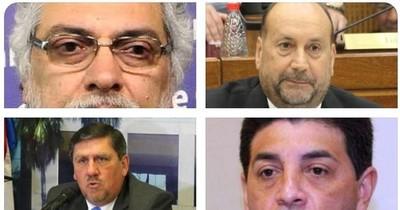 La Nación / Comienza fuerte disputa en el Senado para ocupar la presidencia