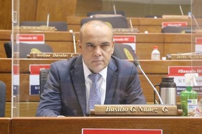 """""""ANR es el único partido con internas, no hace urnas delivery, ni elige candidatos entre 4 paredes o en un asado"""", dispara """"Bachi"""" Núñez"""