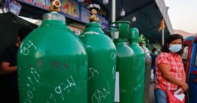 La Nación / IPS aclara que suministro de oxígeno es exclusivo para asegurados