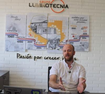 En plena pandemia, crean innovador sistema, único en Paraguay