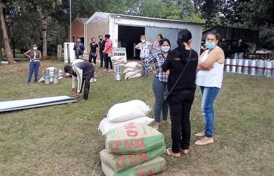 Labriegos desarrollan provechoso programa de inserción al mercado agrario implementado por el MAG
