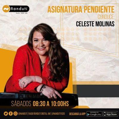 Asignatura Pendiente con Celeste Molinas