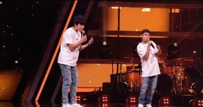 La Nación / Talento paraguayo busca sorprender esta tarde en The Voice Kids