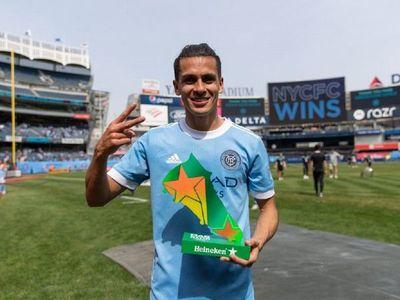 Jesús Medina marca doblete en la MLS
