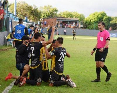 Intermedia: Guaraní de Trinidad, el gran ganador del sábado