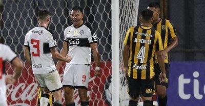 Versus / Olimpia se recupera, vence a Guaraní y toma la cima del Apertura