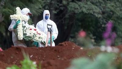 Brasil reporta 67.977 muertes por COVID-19 en abril y es el mes más letal desde el comienzo de la pandemia
