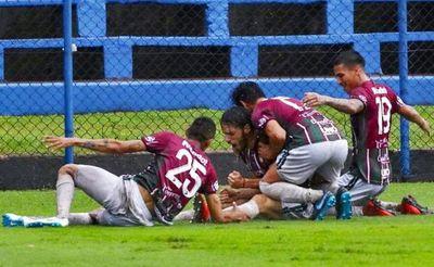 "Tembetary gana en ""lluvia de goles"""