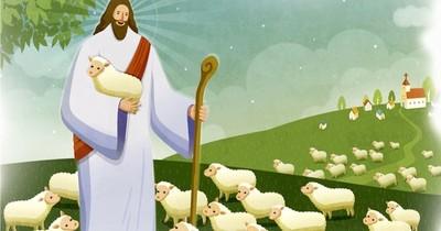 """La Nación / """" Yo soy el Buen Pastor. El buen pastor da su vida por sus ovejas"""" Jn 10,11"""
