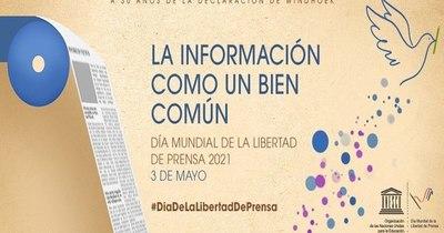 La Nación / Libertad de prensa bajo fuego: La información como bien público para el desarrollo sostenible