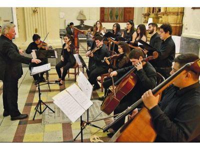 El Museo Sinforiano Bogarín se llena de música barroca